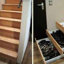 Creat A Space Understair Storage 4