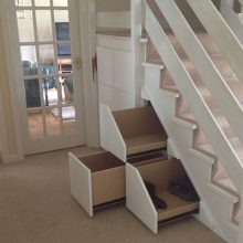 Creat A Space Understair Storage