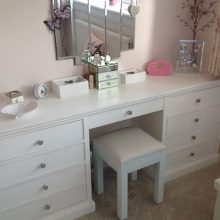 Create A Space Bespoke Dressing Table