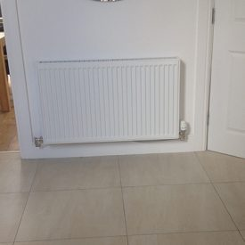 Create A Space Radiator Cover