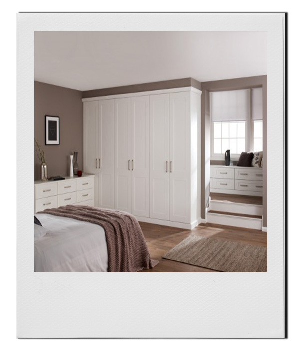 Fitted bedroom furniture - Create A Space
