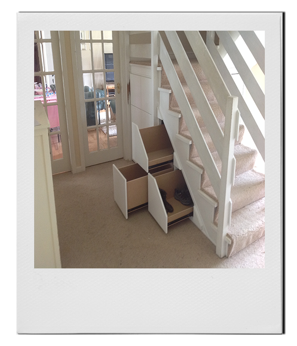 Understair Storage - Create A Space